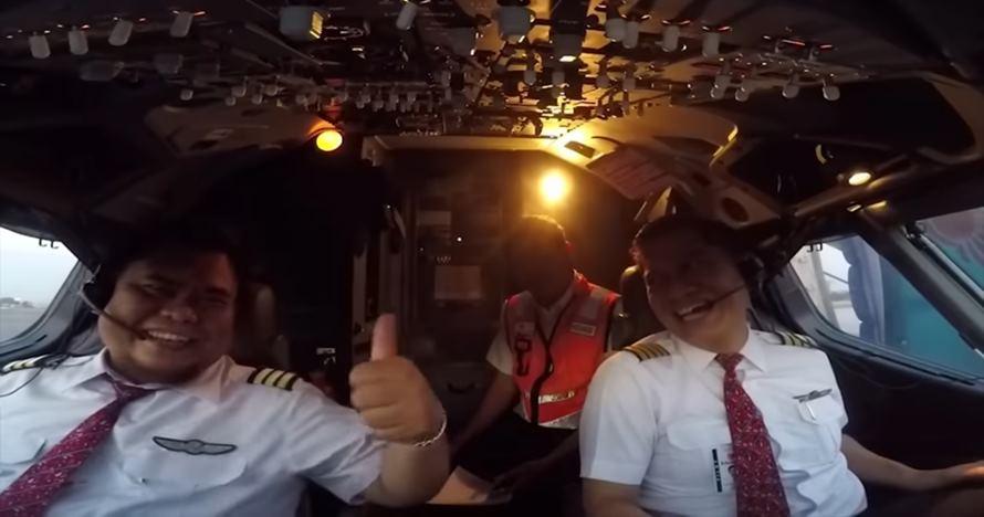 Video penghormatan untuk copilot Harvino ini bikin haru