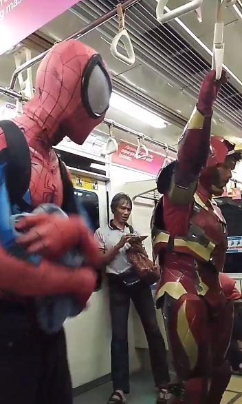 superhero lokal © 2018 berbagai sumber