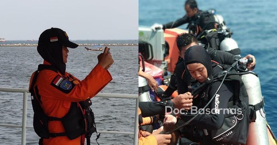 3 Kisah penyelam tim SAR gabungan evakuasi Lion Air, penuh perjuangan