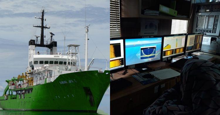 Kapal Baruna Jaya penemu sinyal black box Lion Air dan fakta-faktanya