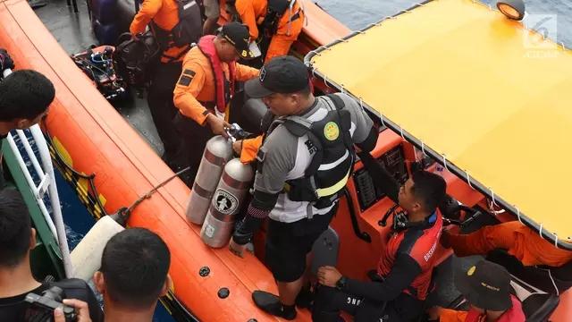 Penyebab penyelam relawan meninggal saat evakuasi Lion Air JT 610