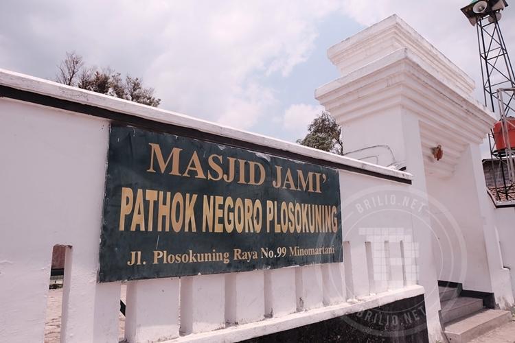 Wisata Religi Jogja Masjid Pathok Negoro Plosokuning nan legendaris © 2018 brilio.net