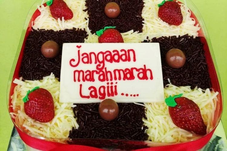 10 Kue ini cocok untuk meminta maaf ke pasanganmu