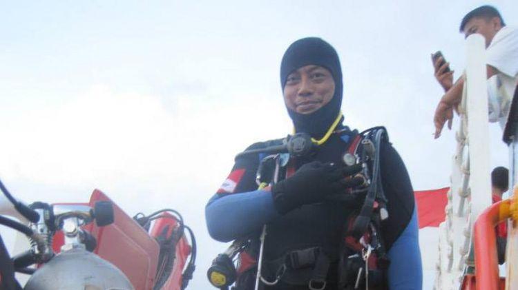 Fakta Syachrul Anto, penyelam yang meninggal saat cari Lion Air JT 610