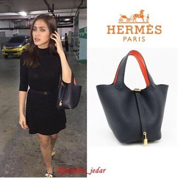 8 Harga tas Jessica Iskandar ini bikin melongo, ada yang Rp 1,5 M istimewa