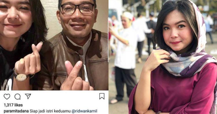 Ini permintaan maaf Dana Paramita soal 'istri kedua Ridwan Kamil'