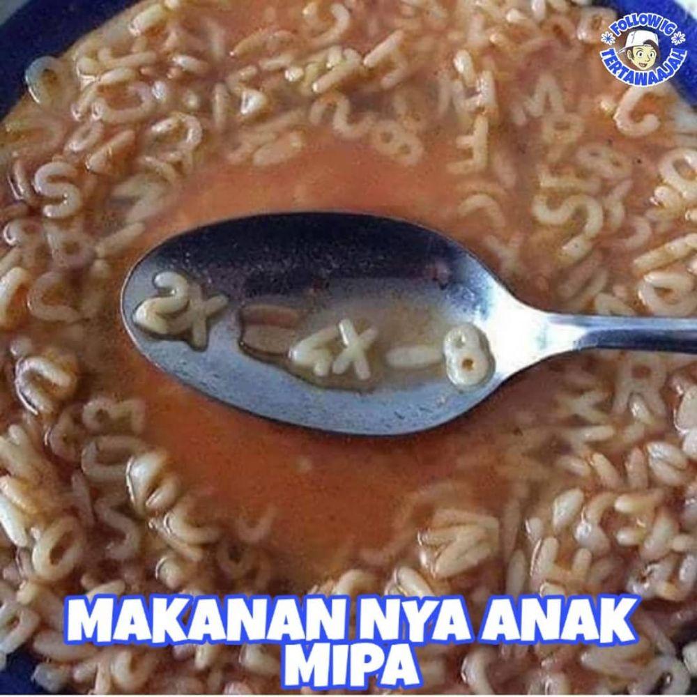 meme lucu makanan © 2018 berbagai sumber