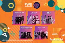 Be3 hingga Padi Reborn akan ikut memeriahkan acara 90's Festival