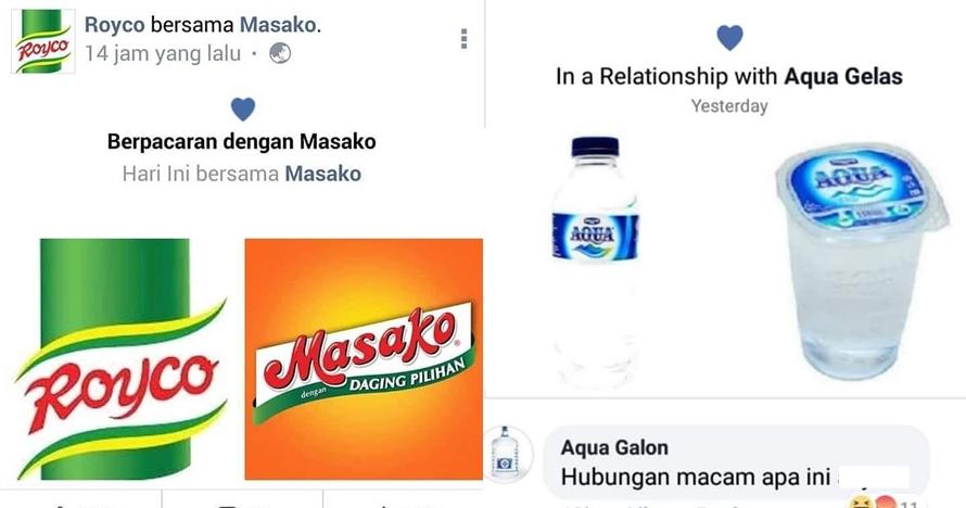 10 Status Facebook lucu soal hubungan ini bikin tepuk jidat