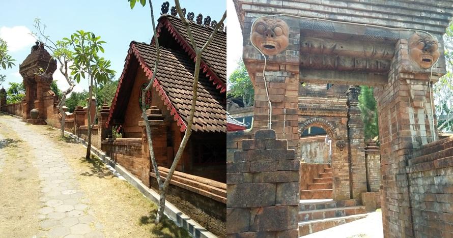 Pesona Jiwangga, restoran dengan suasana kerajaan kuno