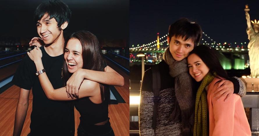 10 Potret Russel & Michelle Ziudith, kakak-adik yang disangka pacaran