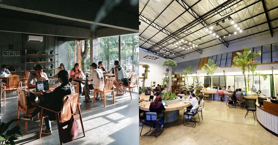 12 Coworking space di Jogja nyaman buat kerja dan garap tugas