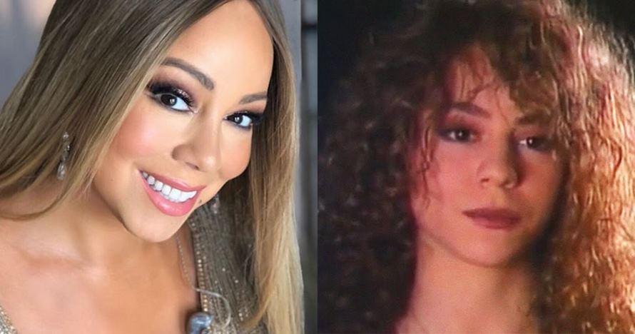 10 Transformasi Mariah Carey dari tahun 1990, pernah gemuk