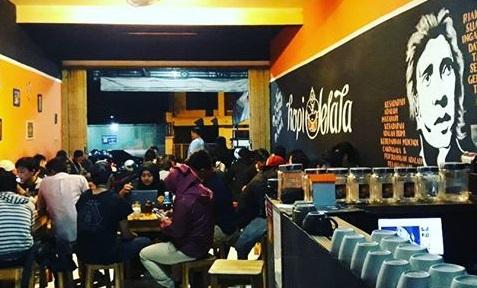 kafe malang Istimewa
