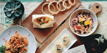 Makanan dari 40 negara jadi santapan diet, serasa keliling dunia