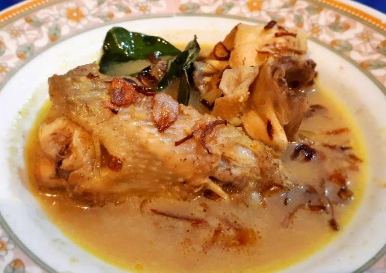25 Resep opor ayam spesial yang nggak ribet