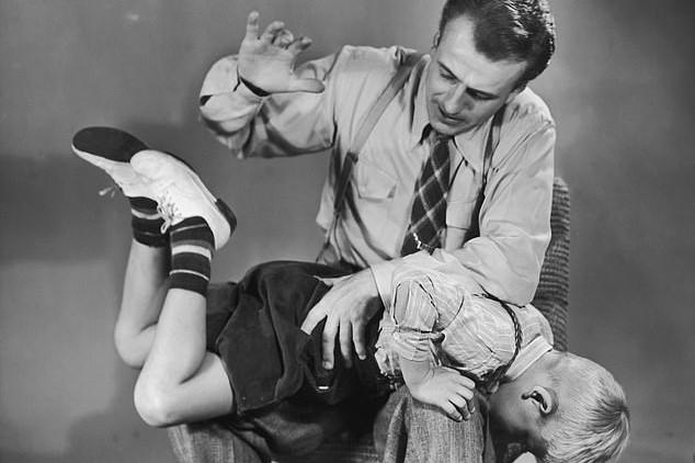 Ini efek ditimbulkan saat orang tua sering berlaku kasar ke anak