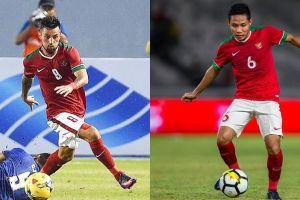 10 Pasangan cantik pemain timnas Indonesia di Piala AFF 2018