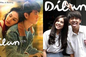 10 Momen keseruan proses syuting film Dilan 1991