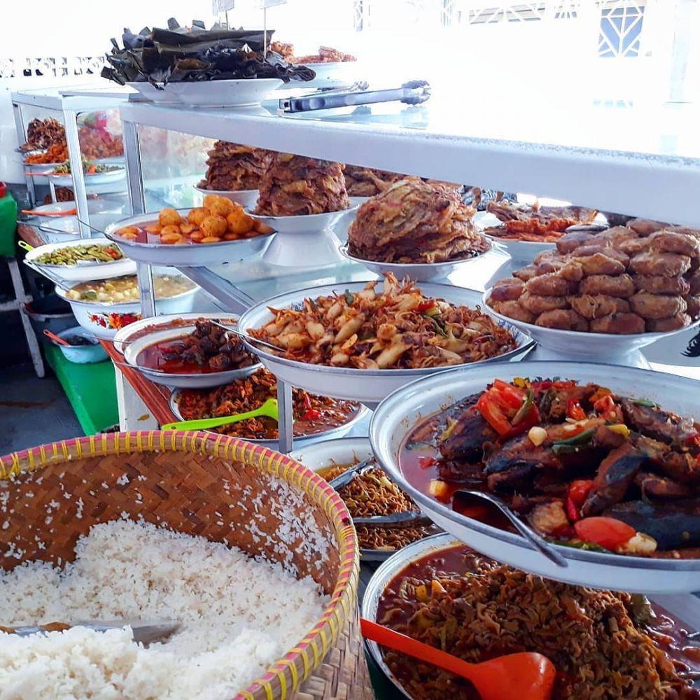20 Makanan enak dan murah di Jakarta, hanya Rp 30.000-an istimewa