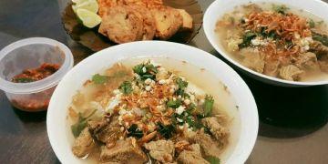 24 Resep soto ayam yang paling menggugah selera makan