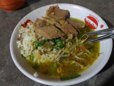 resep soto ayam Istimewa