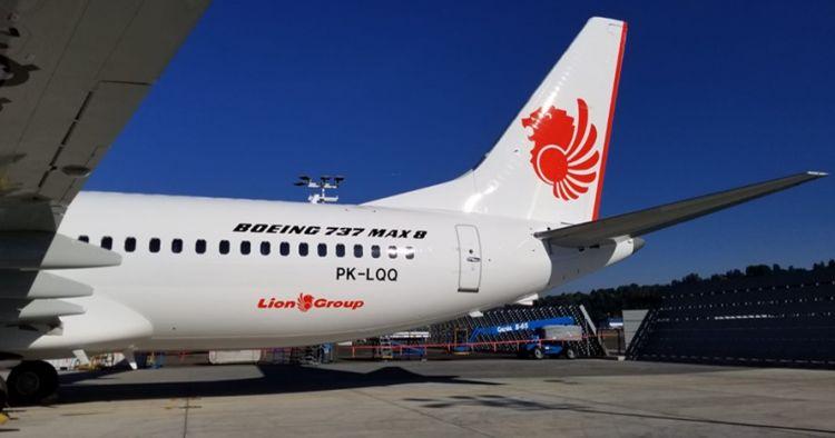 Lion Air JT 633 tabrak tiang sebelum lepas landas, sayap terkoyak