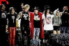 10 Fakta jelang konser Guns N' Roses di SUGBK, bawa alat 40 ton
