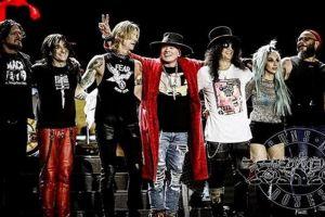 10 Fakta jelang konser Guns' N Roses di SUGBK, bawa alat 40 ton