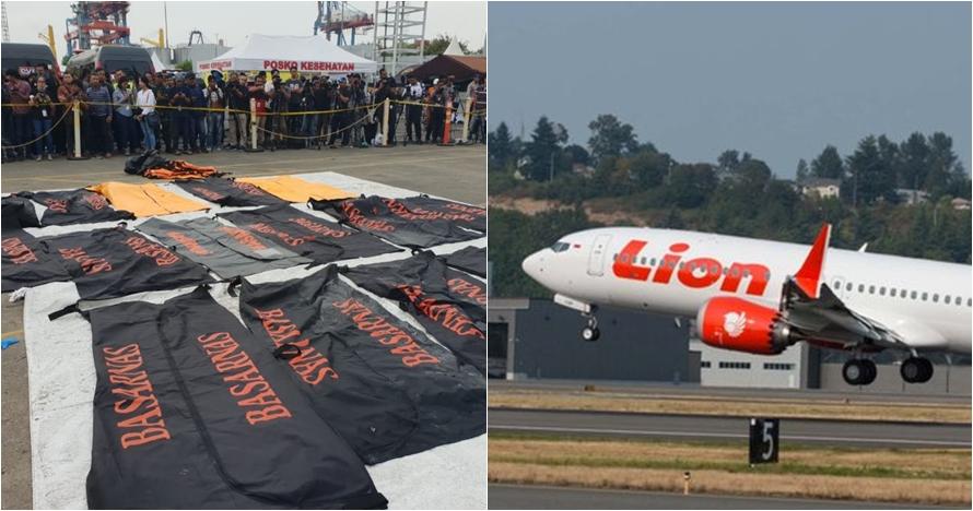 Daftar 51 korban Lion Air JT 610 yang berhasil diidentifikasi