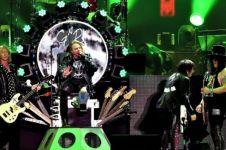 Guns N' Roses siap guncang Jakarta, 3 jam konser nonstop nih