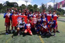 4 Kunci Okky Youth Soccer Team Indonesia juarai U-12 SingaCup 2018