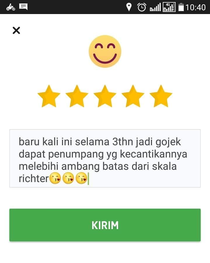 review lucu ojol © 2018 berbagai sumber