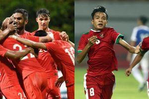 Piala AFF 2018, ini fakta sejarah Timnas Indonesia vs Singapura