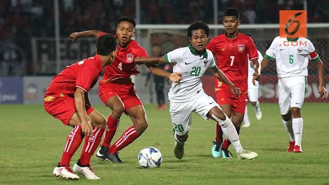 Piala AFF 2018, ini fakta sejarah Timnas Indonesia vs Singapura istimewa