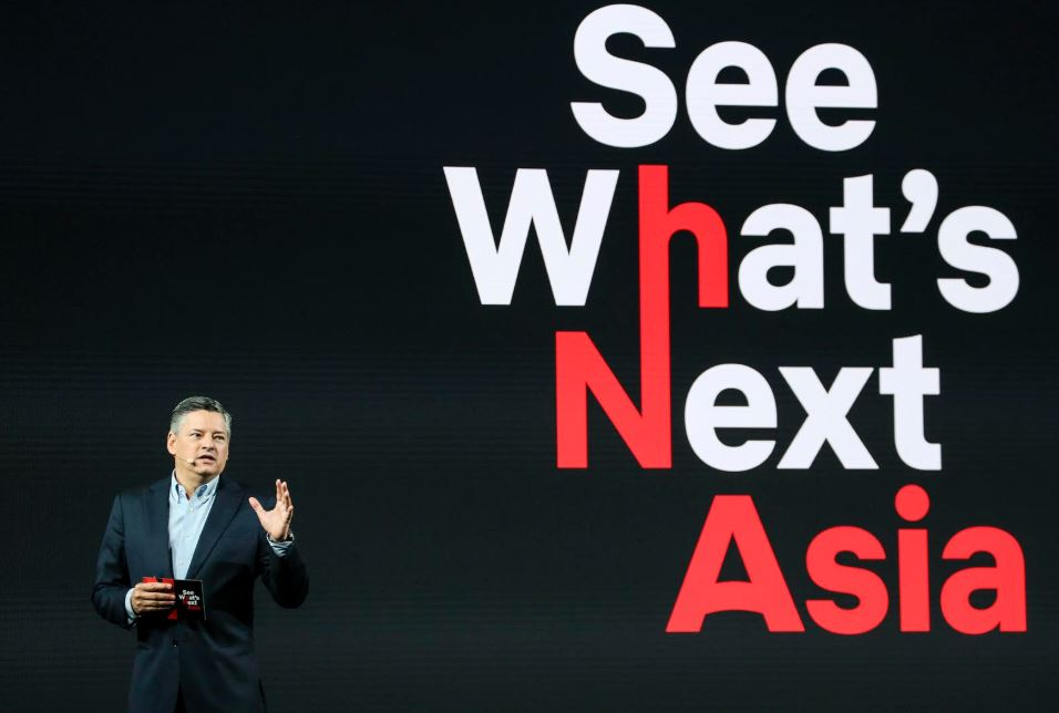 Netflix original dari Asia istimewa