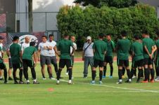 Indonesia andalkan pemain sayap lawan Singapura, siapa saja?