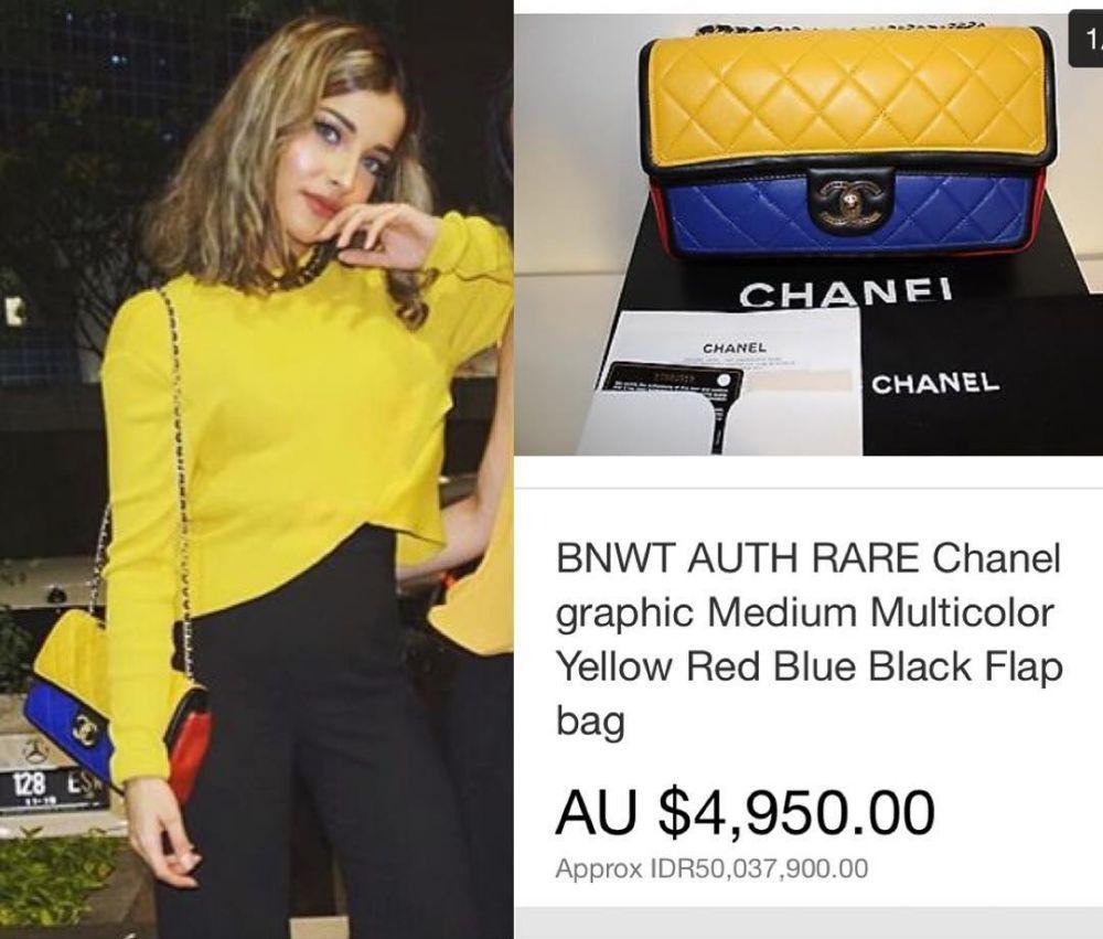 10 Fashion item Tasya Farasya ini harganya bikin melongo