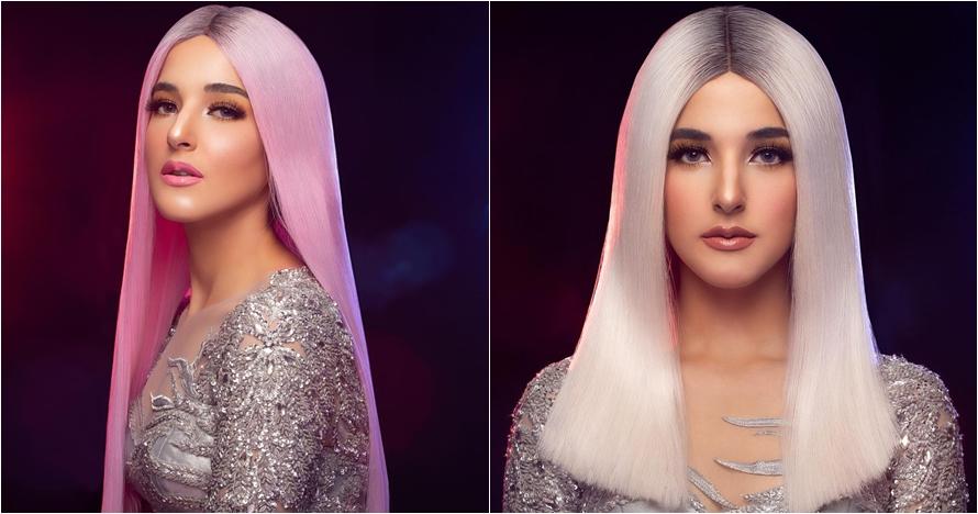 10 Potret Tasya Farasya menjelma Barbie, bikin susah kedip