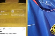 Jersey Piala AFF buatan Indonesia, fans Malaysia kesal