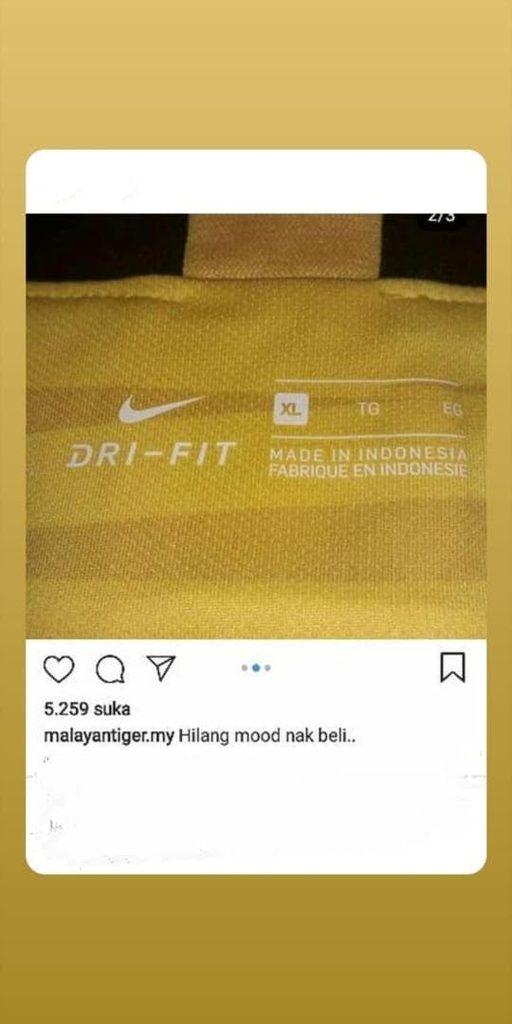 jersey malaysia buatan indonesia © berbagai sumber