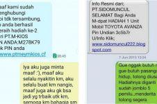 25 SMS penipuan ini dapat balasan yang bikin terbahak-bahak