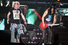 Konser Guns N' Roses di Jakarta, Duff McKagan 'juaranya'
