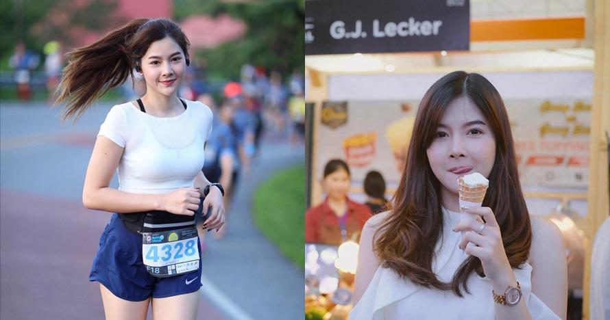 10 Pesona Nam Katemanee, pelari cantik yang bikin gagal fokus