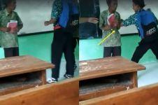Viral video guru di-bully muridnya, didorong dan ditendang