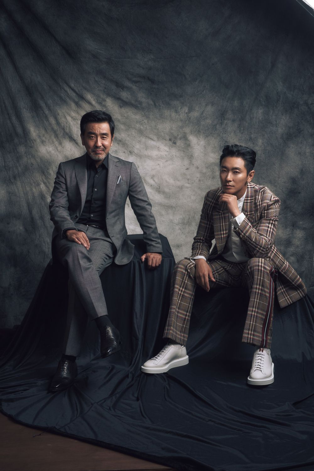drama Korea Kingdom © 2018 vandam.netflix.com