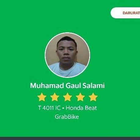 nama unik driver ojol © 2018 berbagai sumber