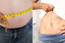 25 Cara mengecilkan perut yang nggak ribet dan terbukti ampuh