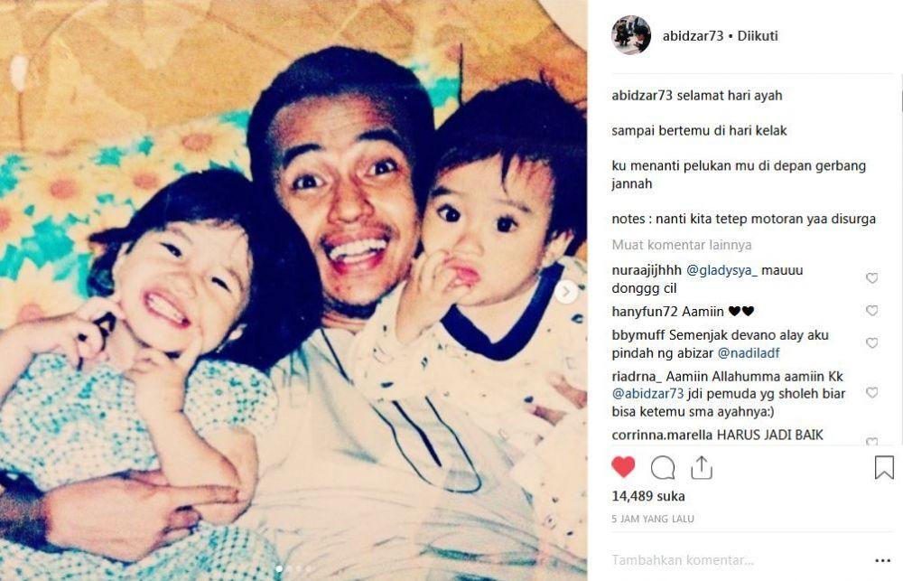 postingan hari ayah instagram