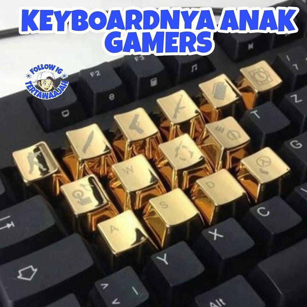 meme lucu gamers © 2018 berbagai sumber